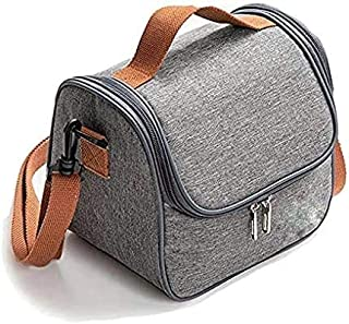 DORUS Lunch Bag Insulated Tote Bag Lunch Box – Thermal Portable Waterproof Lunch Container With Adjustable Shoulder Straps...