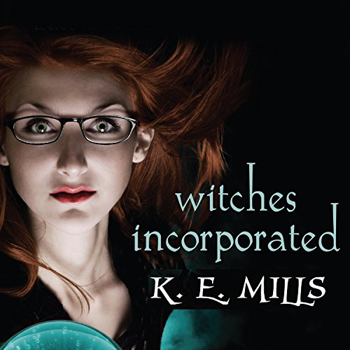 Witches Incorporated audiobook cover art