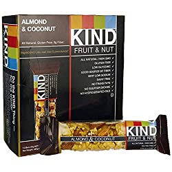Kind, Bar Almond And Coconut 12 Count, 1.4 Ounce
