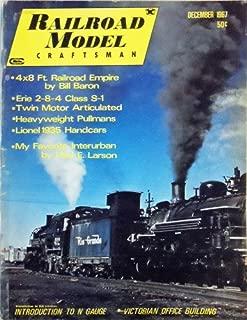 Railroad Model Craftsman Magazine, December 1967 (Vol. 36, No. 7)