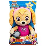 PAW Patrol Skye Plush Stuffed Animal with Light Up Flashlight and Lullaby Sounds, Fun and Playful Toy Buddy for Girls and Boys, Travel Friendly, Safe for Ages 3 and Up