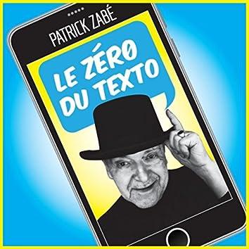 Le zéro du texto