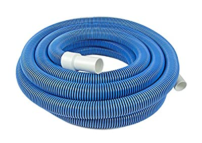 Poolmaster Heavy Duty In-Ground Pool Vacuum Hose With Swivel Cuff,
