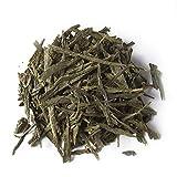 Aromas de Té - Té Verde Japonés Bancha Producción Ecológica - Orgánico - Diurético - Bajo en Teína - Muy Fresco y Sabroso - Japanese Green Tea - 40 gr.