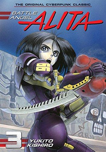 Battle Angel Alita Vol. 3 (English Edition)