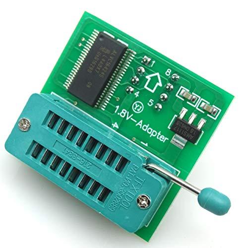 Adapter für iPhone oder Motherboard 1.8 V SPI Flash SOP8 DIP8 W25 MX25 Verwendung in Programmiergeräten TL866CS TL866A EZP2010 EZP2013 CH341