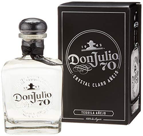 Don Julio 70 Tequila Añejo 70th Anniversary Limited Edition mit Geschenkverpackung (1 x 0.75 l)