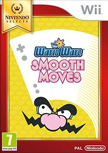 Wario Ware: Smooth Moves (Wii) [Importación inglesa]