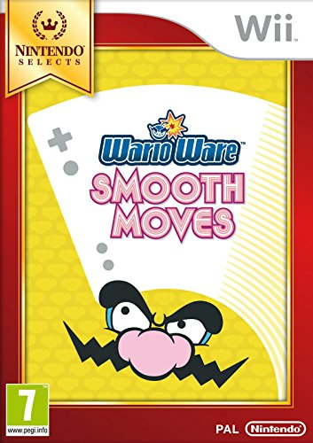 [UK-Import]Wario Ware Smooth Moves Game (Selects) Wii