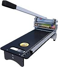 Bullet Tools 9 inch EZ Shear Sharpshooter 2.0 Laminate Flooring & Siding Cutter, 1 Year Warranty