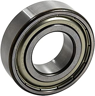 Koyo USA 6202 ZZC3 GXM KOY Ball Bearing, 15 mm Bore Size, 35 mm Outer Diameter, 1.378