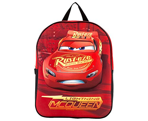Disney Cars3 Lighting McQueen 3D Effect Backpack