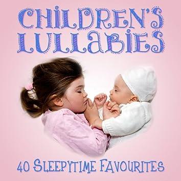 Children's Lullabies - 40 Sleepytime Favourites