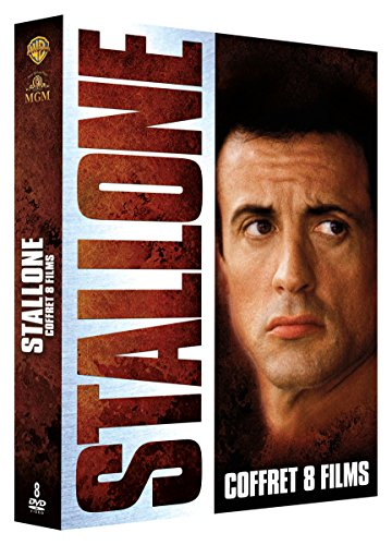 Coffret sylvester stallone 8 films