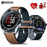 Zeblaze NEO Smartwatch con Touch Screen Fitness Activity Tracker Cardiofrequenzimetro Monitor...