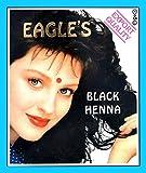 Eagles Black Henna Powder, 6 sachets x 10 gm each