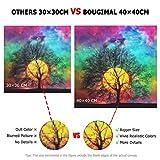 Zoom IMG-1 bougimal diamond painting 40x40cm kit