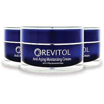 Amazon Com Revitol Anti Aging Skin Cream Moisturizer