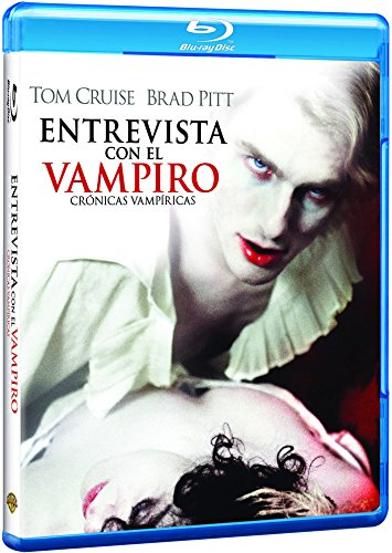 Entrevista Con El Vampiro Edición 20 Aniversario Blu-Ray [Blu-ray]