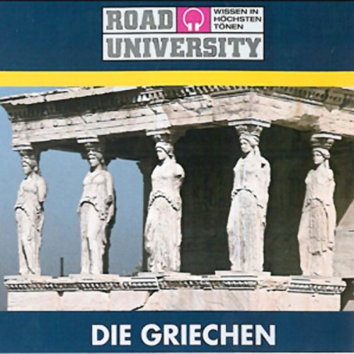Die Griechen (Road University) Titelbild