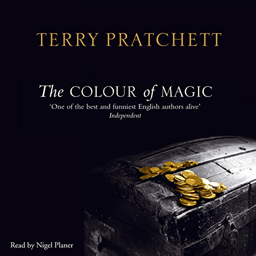 The Colour of Magic - Audiobook | Audible.com