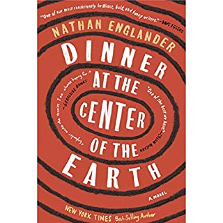 Dinner at the Center of the Earth cover art