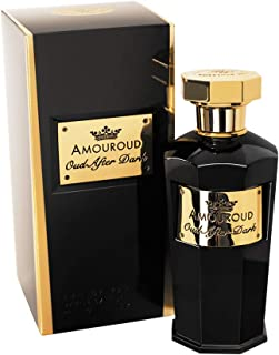 Amouroud Oud After Dark Eau De Perfume For Unisex, 100 ml