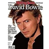 DAVID BOWIE デヴィッド・ボウイ (追悼5周年) - SPECIAL Rolling Stone EDITION (全ページ追悼特集保存版) / 雑誌・書籍