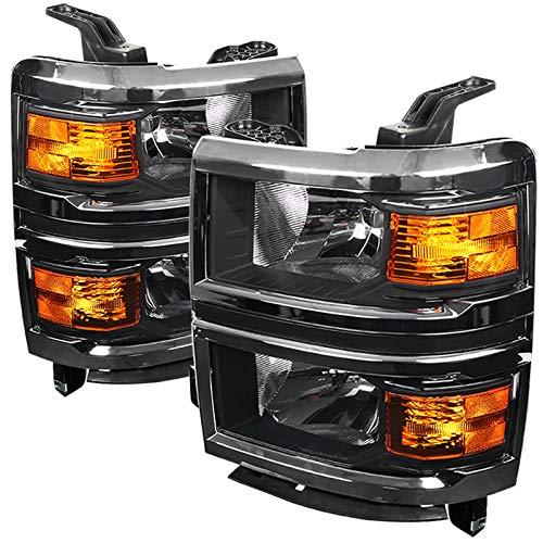 14 chevy silverado headlights - 8