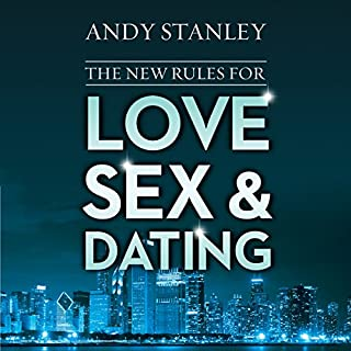 The New Rules for Love, Sex, and Dating audiobook cover art