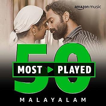 50 Most Played: Malayalam
