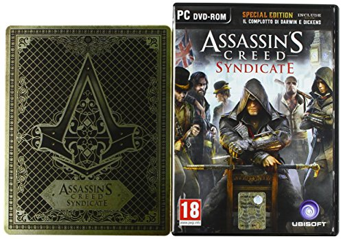Assassin's Creed Syndicate - Steelbook Edition - PC