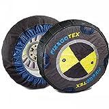FIX&GOTEX - 8ZFJ - Cadenas de nieve, cadena textil para coche TALLA: J