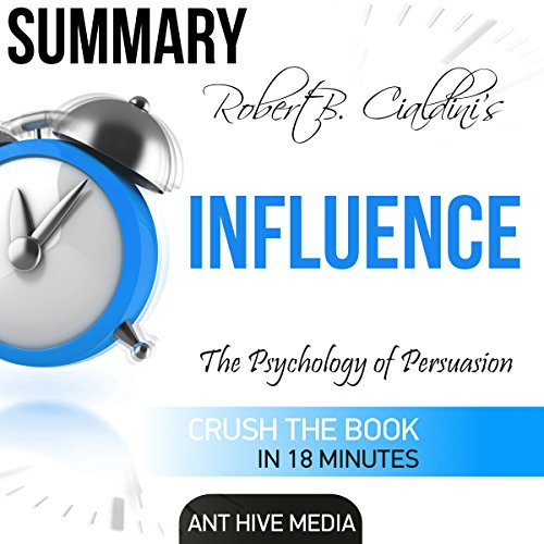 Summary: Robert Cialdini's 'Influence' cover art