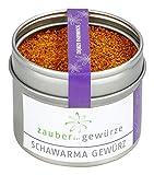 Shawarma Gewürz, Schawarma, arabische Gewürzmischung für die orientalische Küche, Levante Küche, Grillgewürz, 50 g