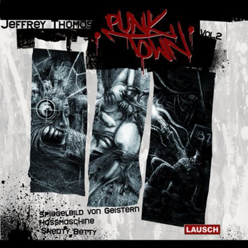 Punktown Vol. 2 audiobook cover art