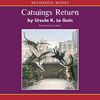 Catwings Return  cover art