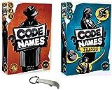 Lote de 2 juegos: Código Names + Código Names Images + 1...