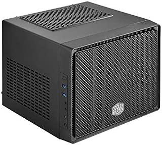 Cooler Master Elite 110 RC-110-KKN2 Midnight Black Steel/Plastic Mini-ITX Tower Computer Case