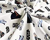 Star Wars Team-Baumwolle, Meterware
