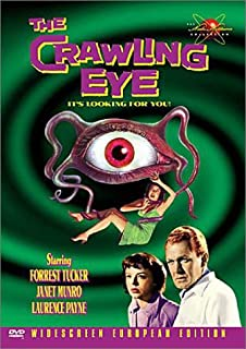 Best the movie the crawling eye Reviews