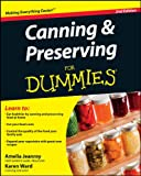 Best Canning Books - Canning and Preserving For Dummies Review