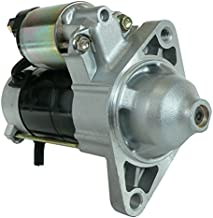 DB Electrical SND0256 New Starter For Toyota 1.5 1.5L Echo 00 01 02 03 04 05/ Yaris 06 07 08 09 10 11/28100-21020, 28100-21021, 28100-21022,228000-8540, 228000-8542