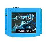 Game-Box Caja de Pandora 5s  1299 in 1 Jamma Arcade Gabinete Caja de Juegos, Clásicos Juegos de Lucha Junta para LCD...
