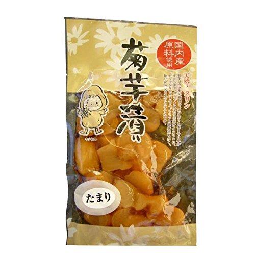 菊芋漬(たまり、味噌漬、粕漬)