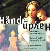 Orgelkonzert, Symph.No.59,100