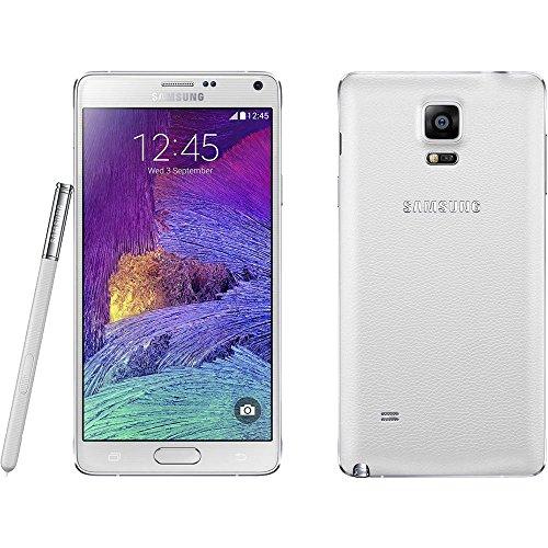 Samsung SM-N910F - Smartphone Libre Galaxy Note 4 Blanco