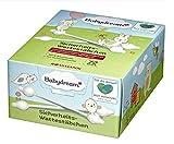 Babydream Sicherheits-Wattestäbchen 70 Stück 100% Baumwolle, mit Sicherheitszone