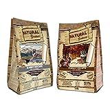 Pack Ahorro - 2 Sacos de 2 Kg Cada uno Pienso Natural GREATNES Sin Cereales...