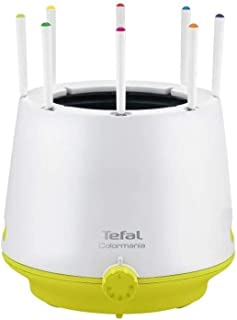 Tefal EF260312 Appareil à Fondue Thermoprotect Colormania